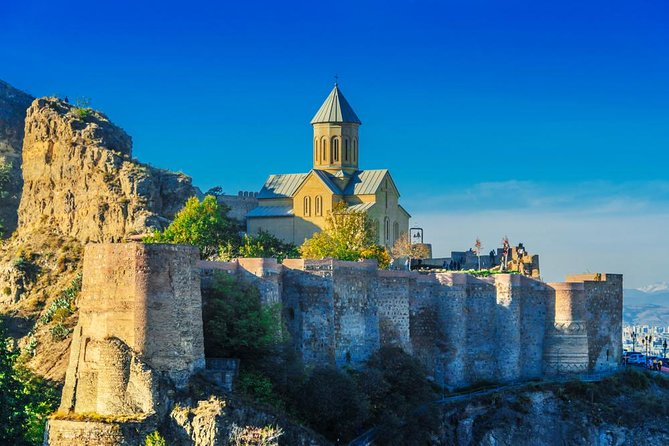 Private wine tasting day tour in Tbilisi and Mtskheta