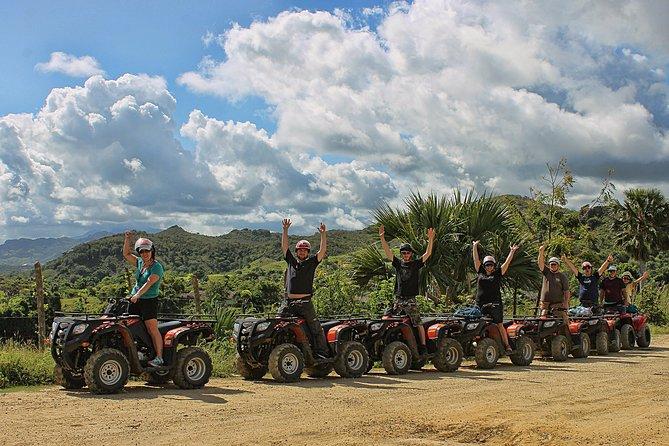Puerto Plata Shore Excursion: ATV adventure for Amber Cove Cruise Ship Passenger