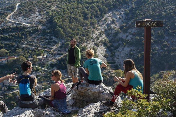 Hiking Postira - Dol - Postira