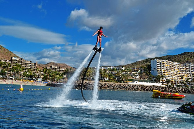 Flyboard at Anfi Beach, Gran Canaria (15, 20 or 30 min)