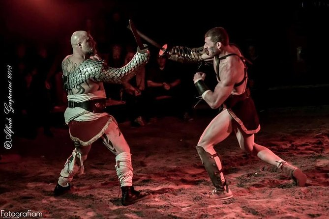 Skip the Line: Rome Gladiator Show Ticket at Gruppo Storico Romano photo 2