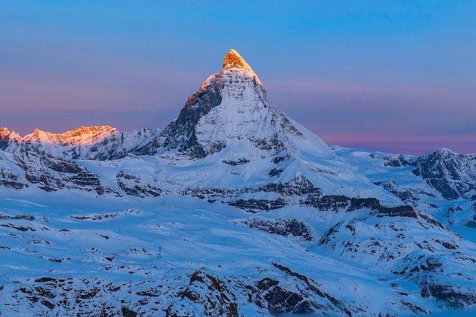 The Haute Route Ski Traverse - Chamonix to Zermatt