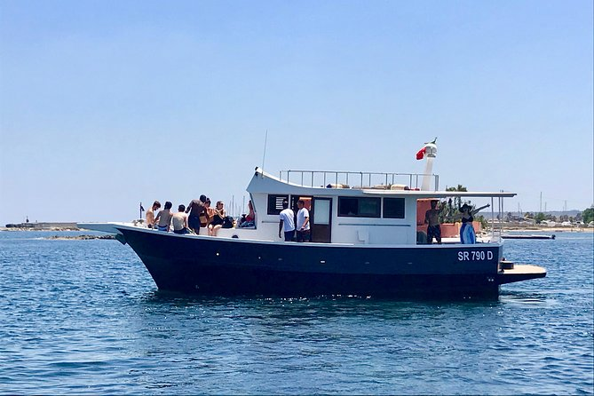 Boat trip southward