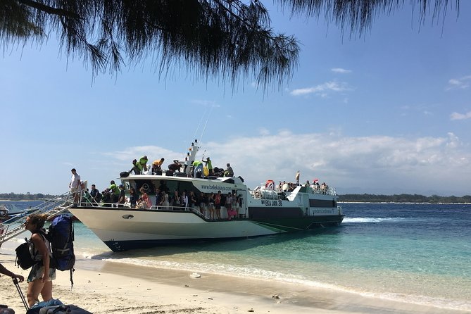 Fastboat Ticket Bali to Gili islands