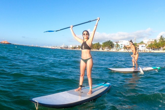 Private Paddleboard Tour On The Caribbean Sea