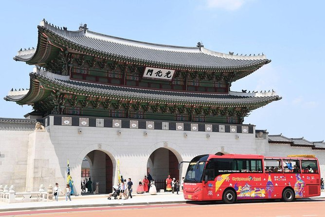City Sightseeing Seoul Hop-On Hop-Off Bus Tour