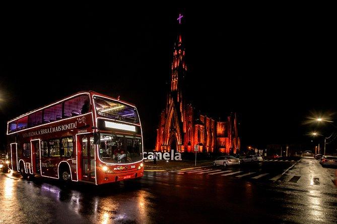Ilumination Bus Tour