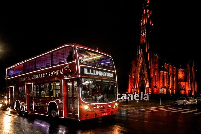 Illumination Bustour - Gramado by Brocker Turismo