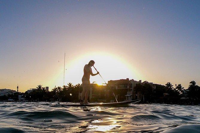 Paddleboard Sunset Session