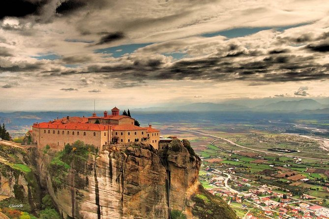 METEORA - 2 Days by Train from Athens - including 2 Guided Meteora tours - Daily