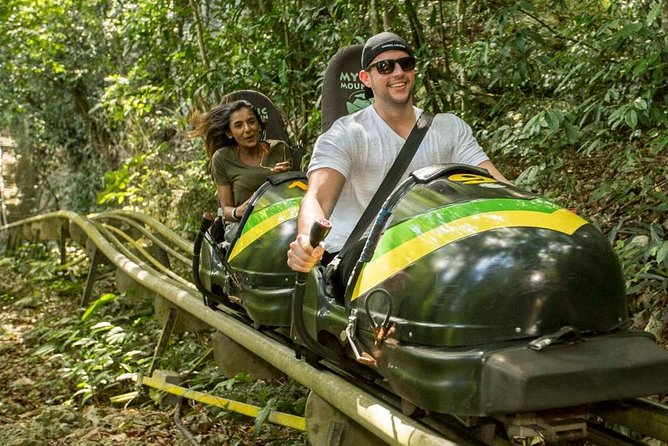 Shared Mystic Mountain Jamaica Bobsled Tour from Falmouth photo 3