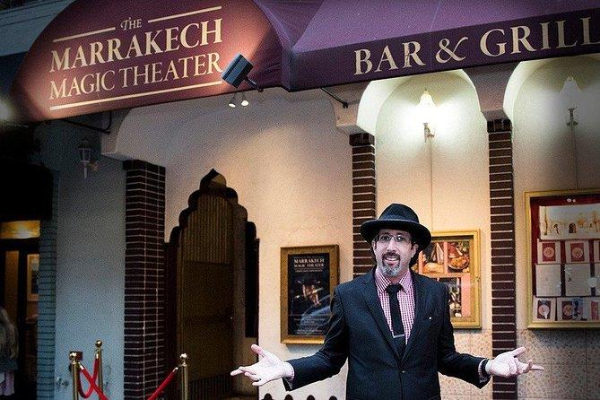 Skip the Line: Jay Alexander Mind Tricks Live Show @ Marrakech Magic Theater: