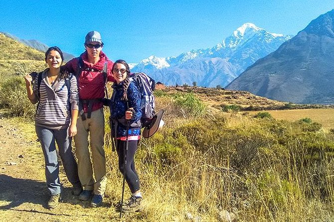 3-Day Inca Quarry Trek to Machu Picchu photo 6