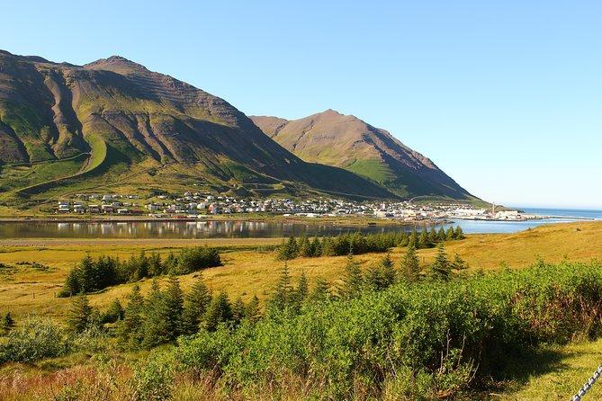 Siglufjörður, the Four-Tunnel Tour (Private Tour)