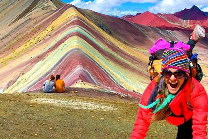 Rainbow Mountain Vinicunca + Machu Picchu + Cusco Tour 5D - 4N