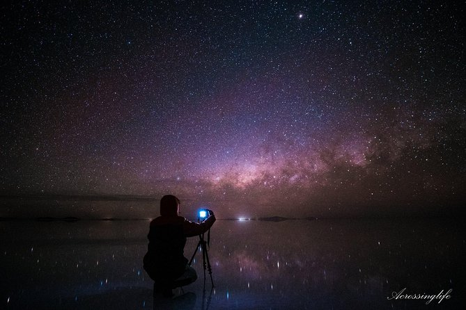 Stars+Sunset - Uyuni (ENG GUIDE), 1-2 ppl ask availability,min 3 ppl available