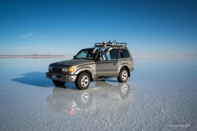 Salar De Uyuni. Classic Full Day. Spanish Driver/Guide