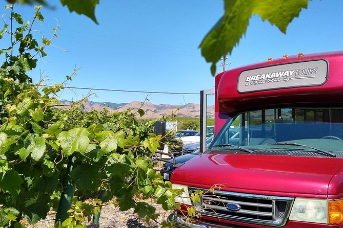 Deliciously Fun Educational Wine Tours in Paso Robles from Avila Beach