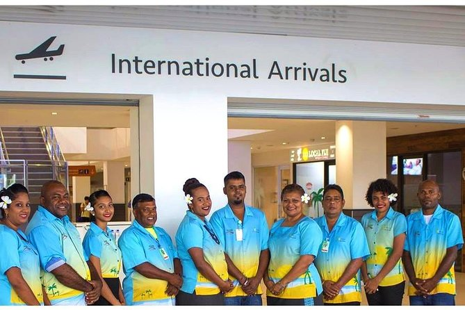 Private Transfer from Suva City/Suva Hotels to Nadi Airport