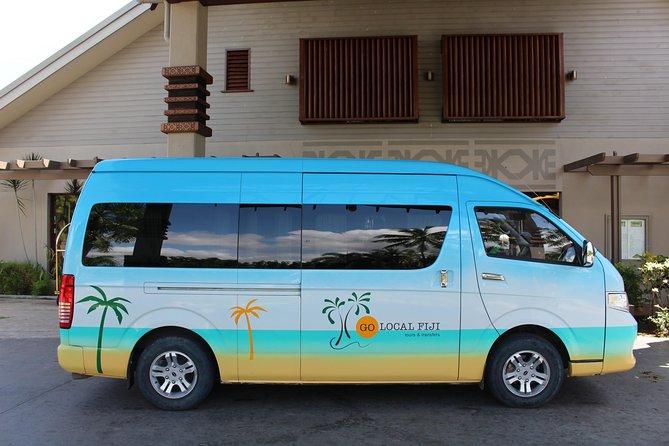 Private Transfer - Denarau Hotels to Nadi Airport