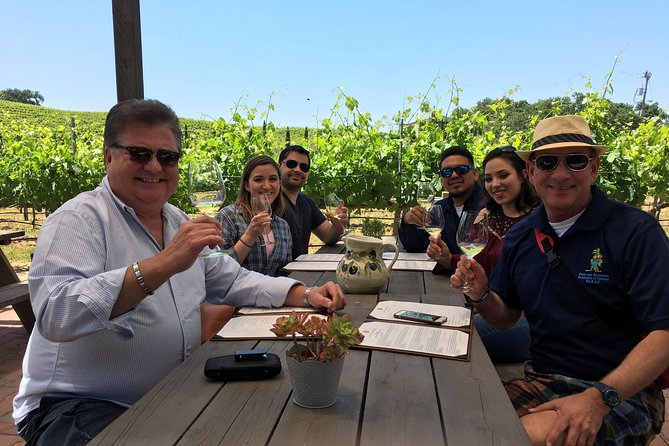 Deliciously Fun Educational Wine Tours in Paso Robles from San Luis Obispo