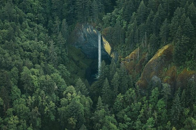 Columbia River Gorge Waterfalls Air Tour