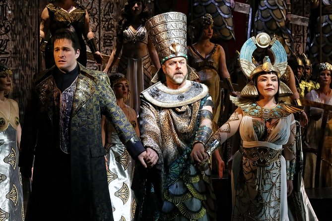 Aida Opera live at Queensland Performing Arts Centre - Brisbane photo 4