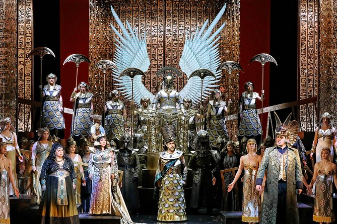 Aida Opera at the Sydney Opera House photo 8
