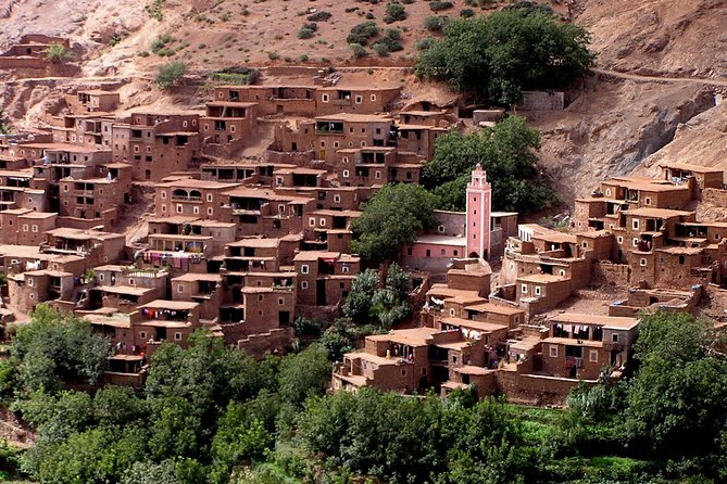 PRIVATE One Day trip to Atlas Mountains from Marrakech