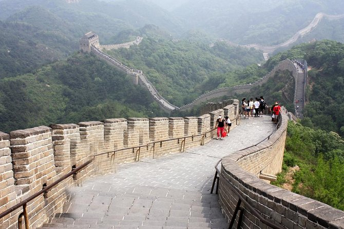 Badaling Great Wall & Ming Tombs (Dingling) Small Group Tour photo 1