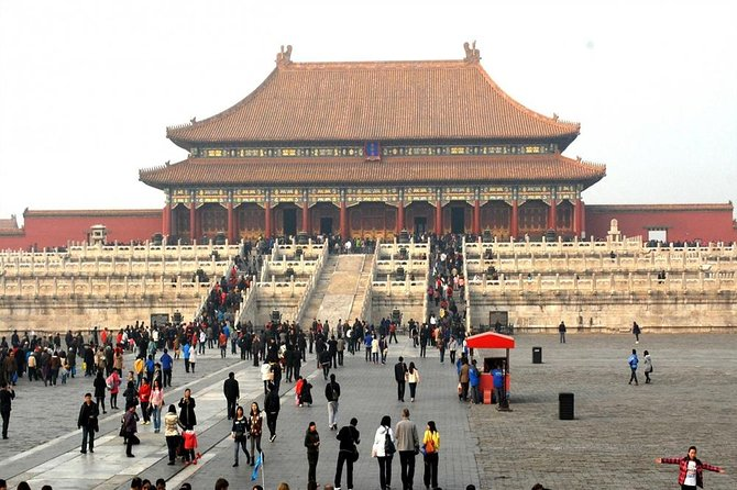 Tiananmen Square, Forbidden City, Temple of Heaven & Summer Palace Private Tour photo 9