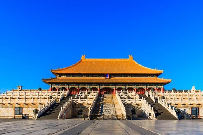 Airport Layover Tour: Forbidden City & Temple of Heaven Private Tour