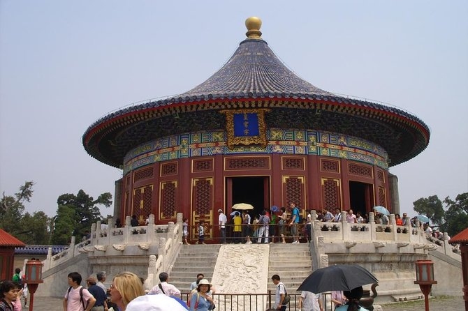 Tiananmen Square, Forbidden City, Temple of Heaven & Summer Palace Private Tour photo 10