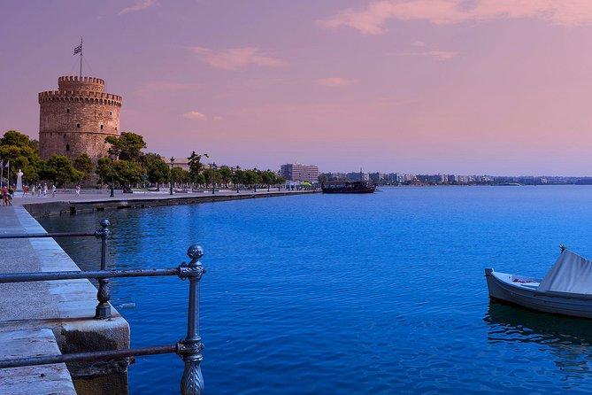 Athens- Meteora-Thessaloniki