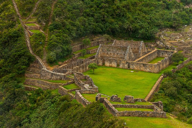 Choquequirao Trek 3 Days by Lodge