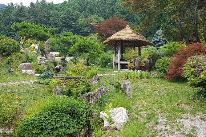 Private Group to Nami Island, the Garden of Morning Calm