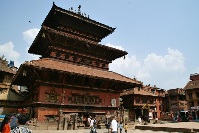 Patan and Bhaktapur Day Tour - 7 Hours