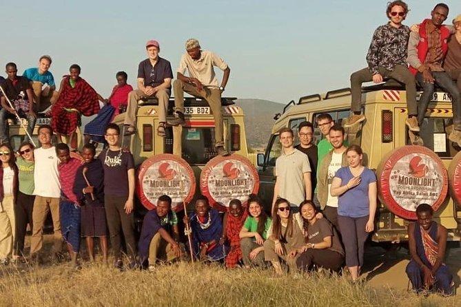 5Day Exclusive Tanzania Safari