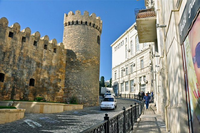 The Old City (Icheri Sheher) Walking Group Tour
