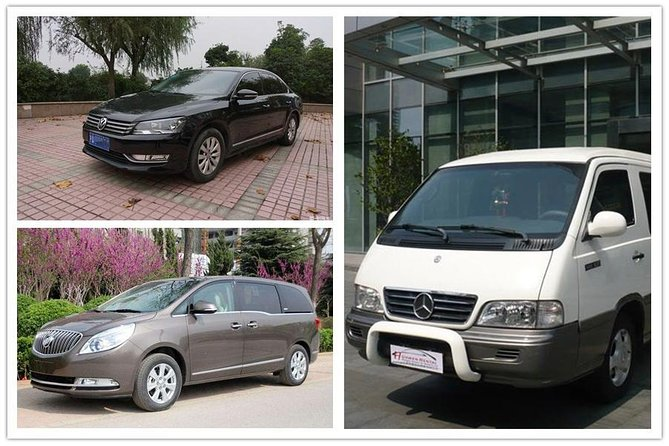Transfer from Suzhou Downtown to Yangzhou Downtown Per Vehicle Price photo 1