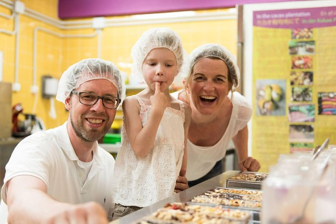 Chocolate Making Experiencing