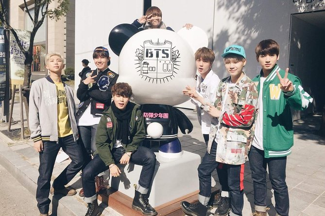 BTS Footsteps Tour in Seoul with a Korean ARMY