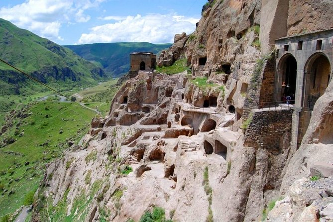 Vardzia, Rabati, Borjomi - BestSeller Tour by GeoInTours photo 16