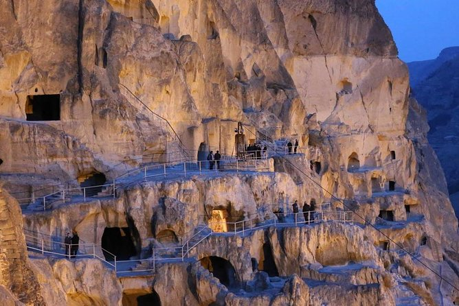 Vardzia, Rabati, Borjomi - BestSeller Tour by GeoInTours photo 2