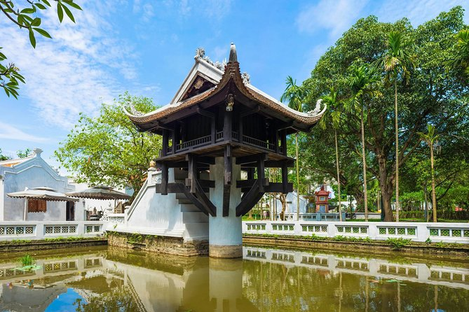 Hanoi Private Day Tour by Car