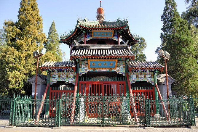Religions in Beijing: Taoist Temple, Lama Temple, Mosque and Church Tour