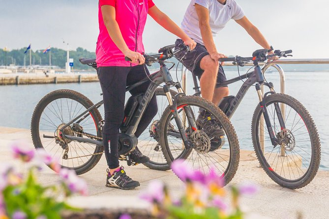Private Tour: Electric Bike Experience of Pula
