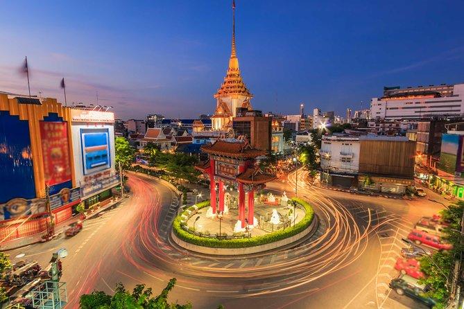 Chinatown Bangkok Food Tour (Small Group) – Evening
