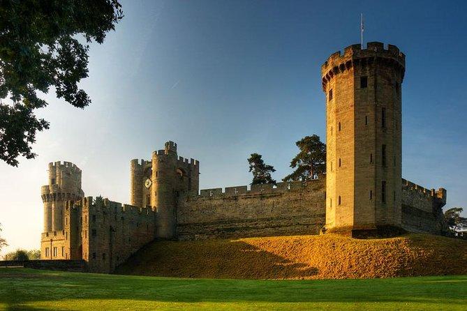 Warwick Castle, Stratford, Broadway & Cotswolds Day Trip