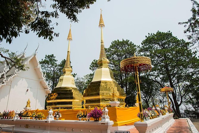 Wat Phra That Doi Tung